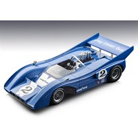 Tecnomodel McLaren M8F - 1972 Watkins Glen Can-Am - #2 G. Young 1:18
