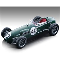 Tecnomodel Lotus 12 - 1958 Belgian Grand Prix - #40 C. Allison 1:18