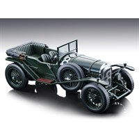 Tecnomodel Bentley 3 Litre Sport - 1st 1924 Le Mans 24 Hours - #8 Roof Off 1:18