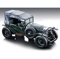 Tecnomodel Bentley 3 Litre Sport - 1st 1924 Le Mans 24 Hours - #8 Roof On 1:18