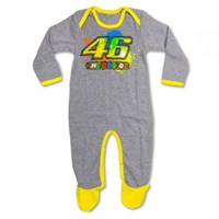 Rossi Baby Overall 46 Paint in grey