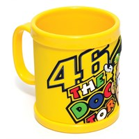 Rossi The Doctor Plastic Mug