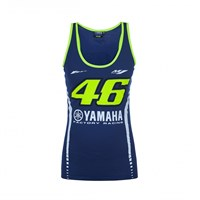 Rossi 2017 Yamaha ladies Tank Top