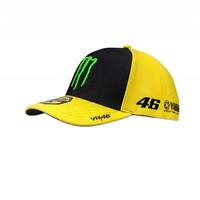 Rossi 46 Sponsor Cap in yellow