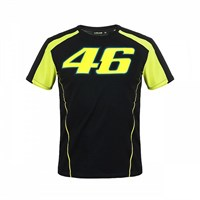 Rossi 2018 46 Race T-shirt in black