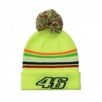 Rossi 2018 kids Beanie Hat in yellow