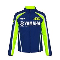 Rossi 2018 Yamaha Soft Shell Jacket