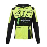 Rossi 2018 Monster Hoody Yellow