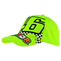 Valentino Rossi VR46 2020 cap in yellow