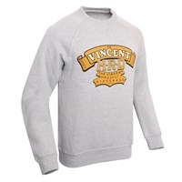 Vincent HRD Sweat in grey