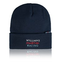 Williams 2017 Beanie Hat Navy