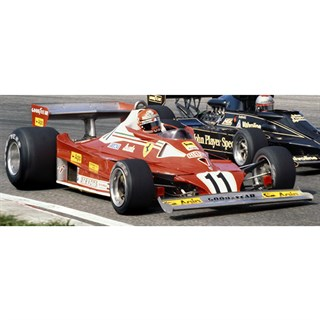 BBR Ferrari 312 T2 - 1977 Dutch Grand Prix - #11 N. Lauda 1:18