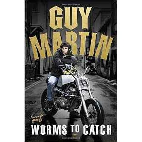 Guy Martin Worms To Catch