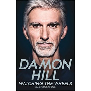 Damon Hill Watching The Wheels
