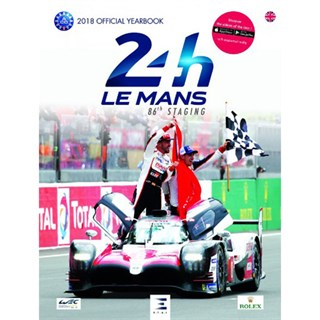 Official Le Mans 2018 Yearbook