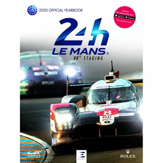 Season Review Official 2020 Le Mans Yearbook