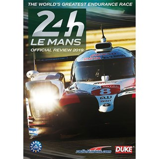 The Official Review of the 2019 Le Mans 24 Hours Blu-ray