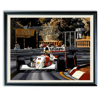 Colin Carter Master of Monaco print