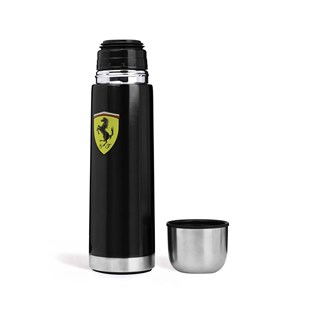 Ferrari thermo flask black