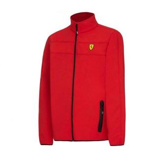Ferrari Soft Shell Red