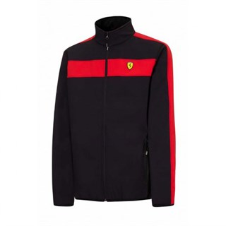Ferrari Soft Shell Black