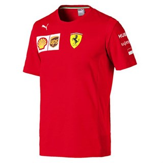 Scuderia Ferrari 2020 Charles Leclerc T-shirt in red 2XL