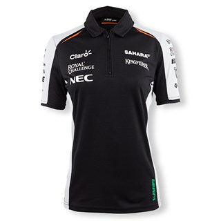 Sahara Force India 2016 ladies replica polo shirt