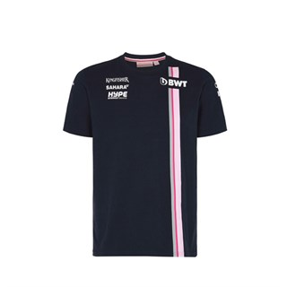 Sahara Force India 2018 Team T-Shirt Navy