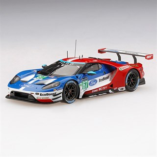 Ford GT - 2017 Le Mans 24 Hours - #67 1:43