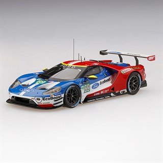 TrueScale Miniatures Ford GT - 2017 Le Mans 24 Hours - #69 1:43