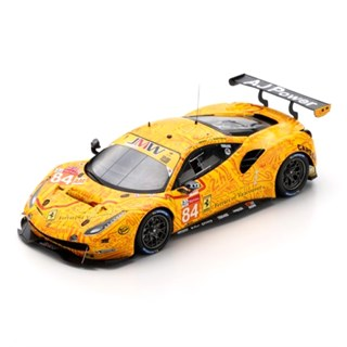 Look Smart Ferrari 488 GTE - 2019 Le Mans 24 Hours - #84 1:43