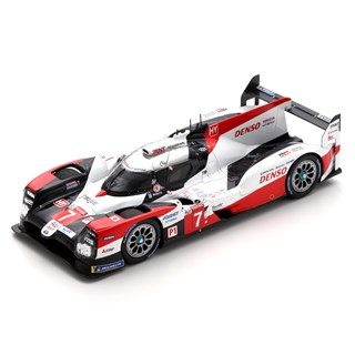 Spark Toyota TS050 - 2020 Le Mans 24 Hours - #7 1:43