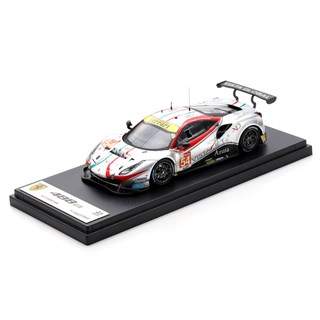 Look Smart Ferrari 488 GTE - 2020 Le Mans 24 Hours - #54 1:43