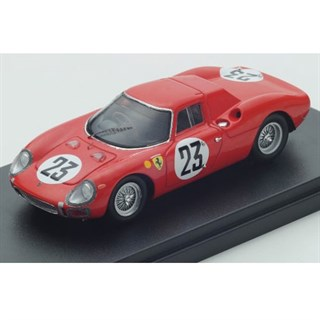 Look Smart Ferrari 250 LM - 1964 Le Mans 24 Hours - #23 1:43