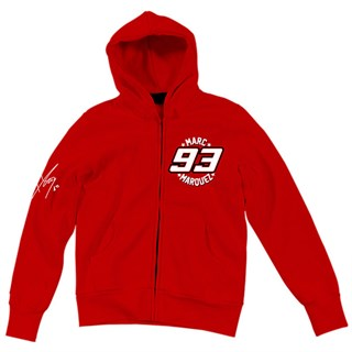 Marquez 2014 kids hoodie in red