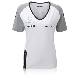 McLaren Button ladies T-shirt