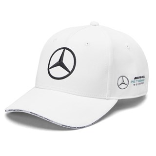 Mercedes-AMG Petronas Motorsport 2019 Team cap in white