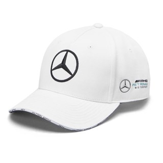 Mercedes-AMG Petronas Motorsport 2019 Valtteri Bottas cap in white