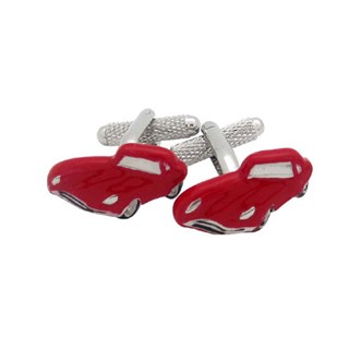 E-Type Jaguar Cufflinks