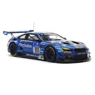 Minichamps BMW M6 GT3 - 2016 Nurburgring 24 Hours - #101 1:43