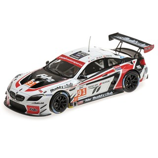 Minichamps BMW M6 GT3 - 2016 Asian Le Mans Series - #91 1:43