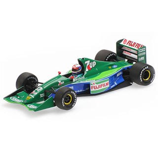 Minichamps Jordan 191 - 1991 British Grand Prix - #32 B. Gachot  1:43