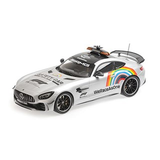 Minichamps Mercedes AMG GTR - 2020 F1 Safety Car 1:18