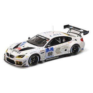 Minichamps BMW M6 GT3 - 2016 Nurburgring 24 Hours - #11 1:18