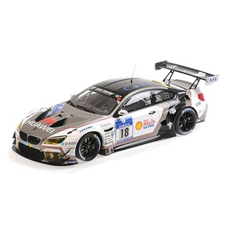 Minichamps BMW M6 GT3 - 2016 Nurburgring 24 Hours - #18 1:18