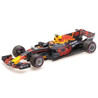 Minichamps Red Bull RB13 - 1st 2017 Mexican Grand Prix - #33 M. Verstappen 1:18