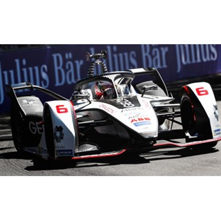 Minichamps Dragon - 2018-2019 Formula E Season 5 - #6 M. Gunther 1:18