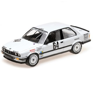 Minichamps BMW 325i - 1st 1986 Nurburgring 24 Hours - #64 1:18