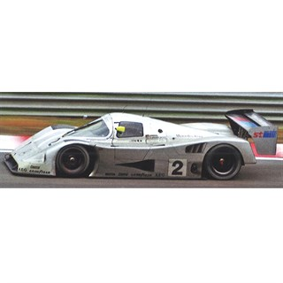 Minichamps Mercedes C11 - 1st 1990 Spa WSPC - #2 1:18