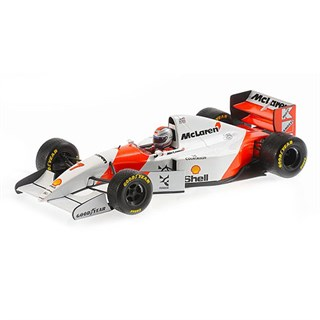 Minichamps McLaren MP4/8 - 1993 European Grand Prix - #7 M. Andretti 1:18